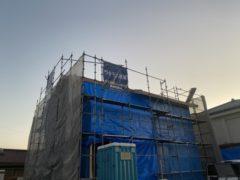 平板新築工事
